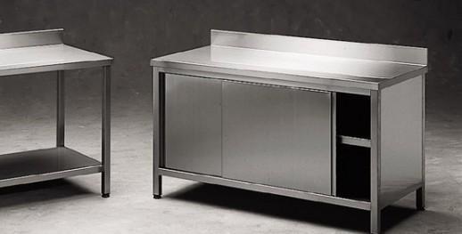 Tavoli in acciaio inox attroguide - Tavoli in acciaio inox ...
